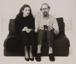 Michèle and Michel Auer