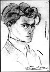 autorretrato 1915