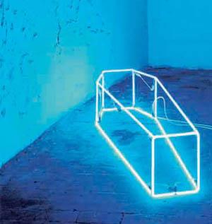 Sarah Lucas New Religion (blue) 1999