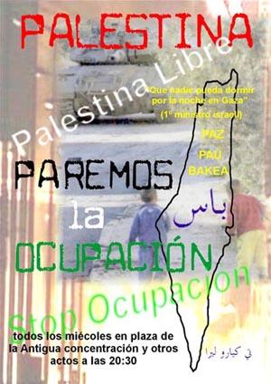 Stop ocupación