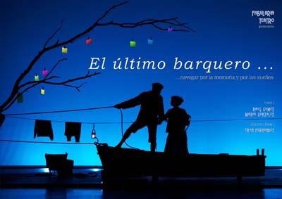 Fabularia Teatro, el ultimo barquero