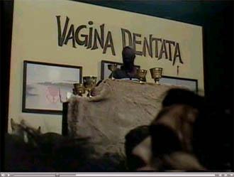 vagina dentata organ